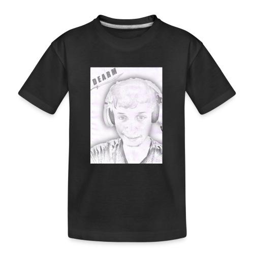 WIEK jpg - Teenager Premium Organic T-Shirt