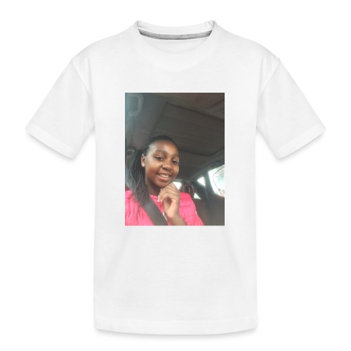 tee shirt personnalser par moi LeaFashonIndustri - T-shirt bio Premium Ado
