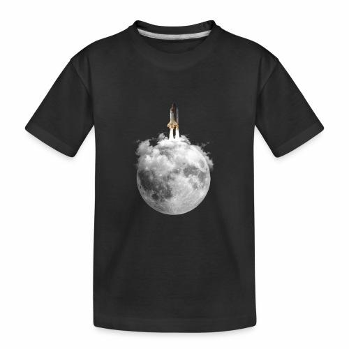 Mondrakete - Teenager Premium Bio T-Shirt