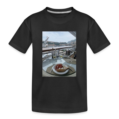Monaco - Teenager Premium Bio T-Shirt