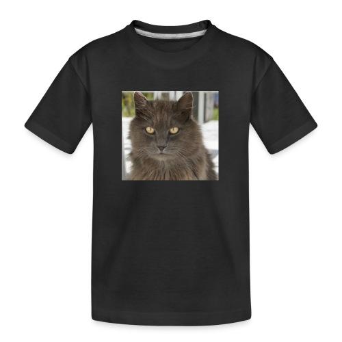 Kater Bärli - Teenager Premium Bio T-Shirt