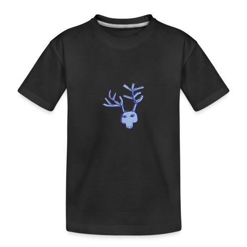Jelen - Ekologiczna koszulka młodzieżowa Premium