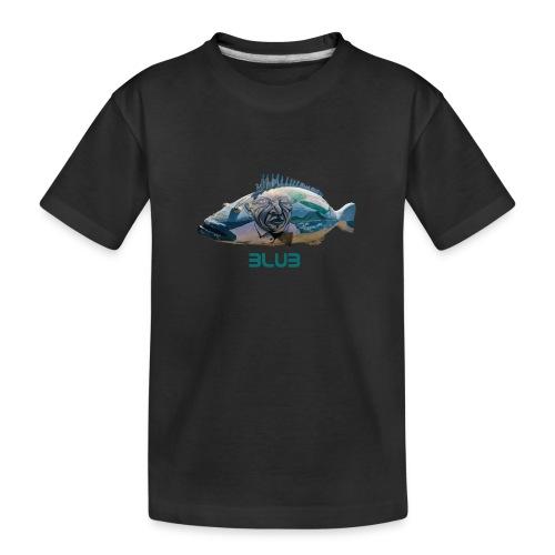Fisch - Teenager Premium Bio T-Shirt