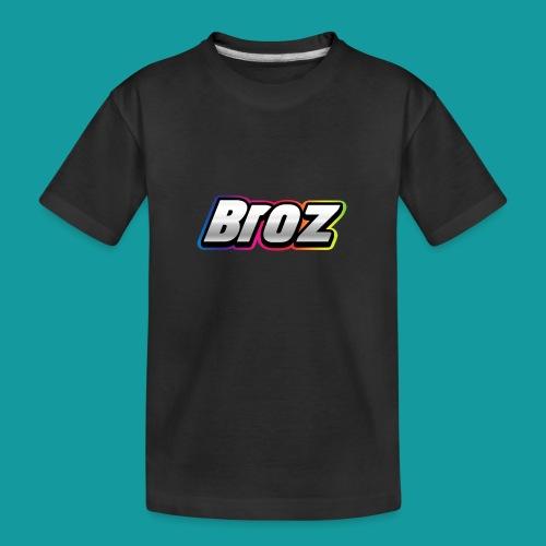 Broz - Teenager premium biologisch T-shirt