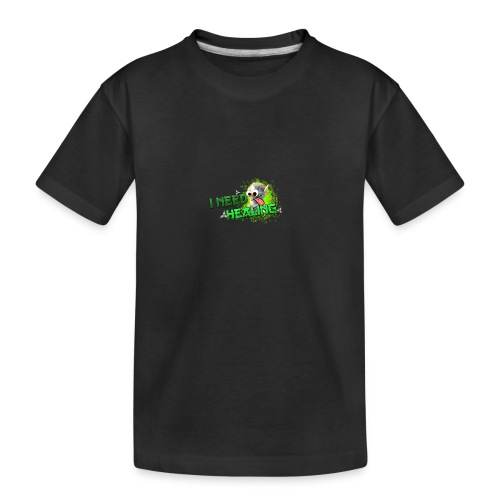 I Need Healing! - Teenager Premium Organic T-Shirt