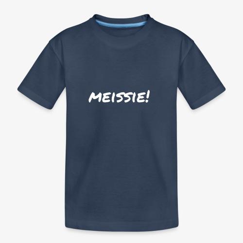 meissie - Teenager premium biologisch T-shirt