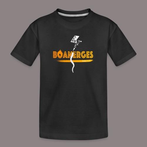 Boanerges (Donnersohn) - Teenager Premium Bio T-Shirt