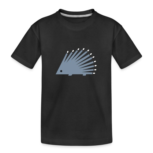 Hedgehog - Teenager Premium Organic T-Shirt