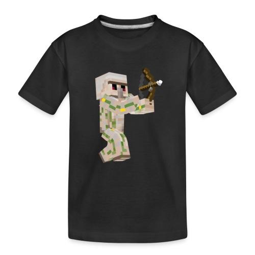 Bow Shooter - Ekologisk premium-T-shirt tonåring