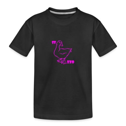 REBUS...STOCAZZO - Maglietta ecologica premium per ragazzi