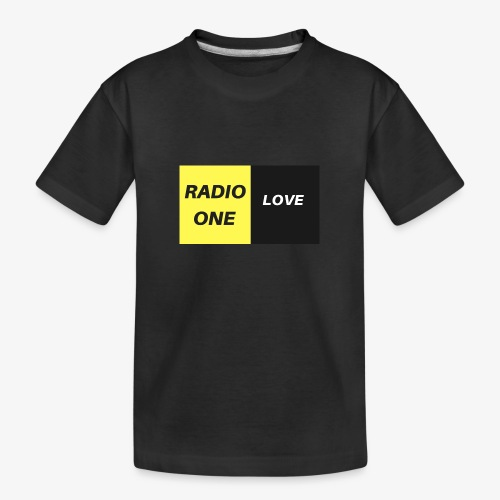 RADIO ONE LOVE - T-shirt bio Premium Ado