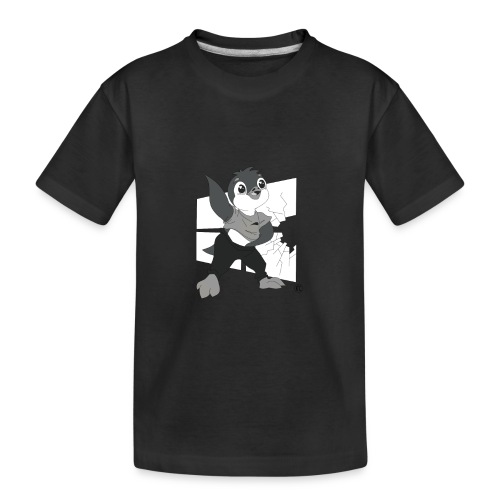 Le pingouin de Nice - T-shirt bio Premium Ado