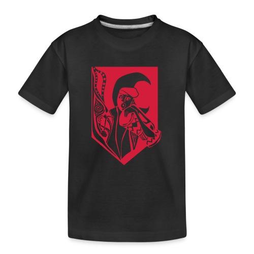 talking drum - Teenager Premium Organic T-Shirt