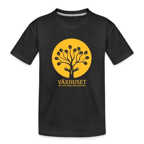 Växhuset - Ekologisk premium-T-shirt tonåring