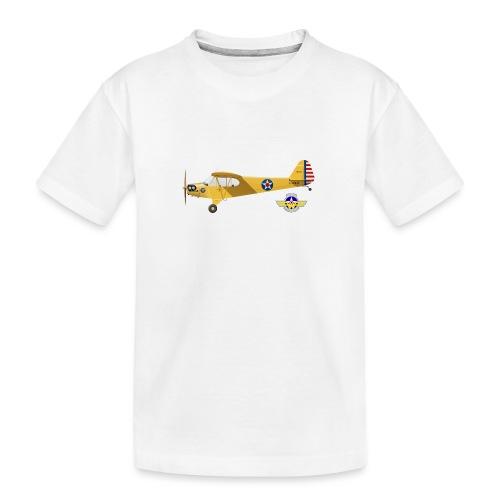 Piper Cub Spirit of Lewis - T-shirt bio Premium Ado