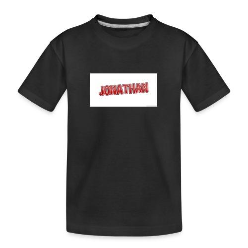 Jonathan - Ekologisk premium-T-shirt tonåring