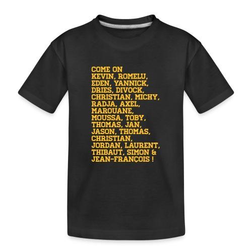duivelse voornamen - T-shirt bio Premium Ado