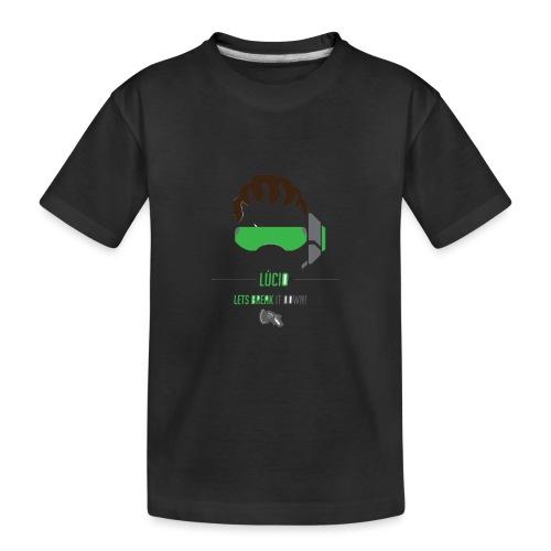 Lucio - Teenager premium biologisch T-shirt