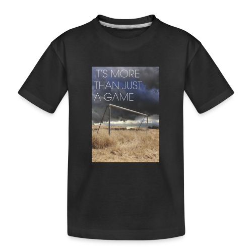 more - Teenager Premium Organic T-Shirt