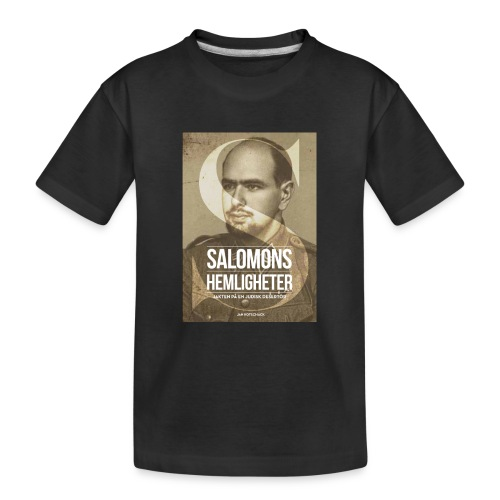 Salomons hemligheter - Ekologisk premium-T-shirt tonåring