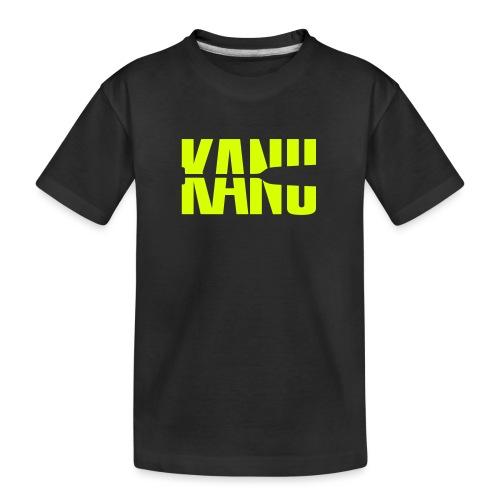 Kanu Kanute Wassersport Paddel 1c - Teenager Premium Bio T-Shirt