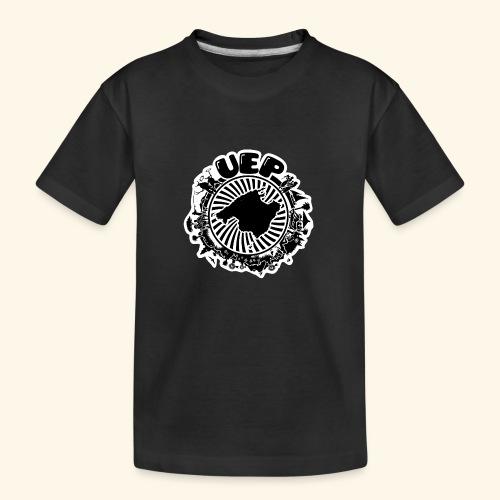 UEP white background - Teenager Premium Organic T-Shirt