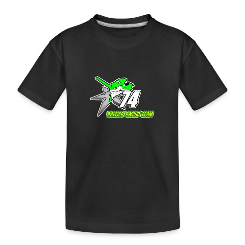 Rallier Racing Team - T-shirt bio Premium Ado