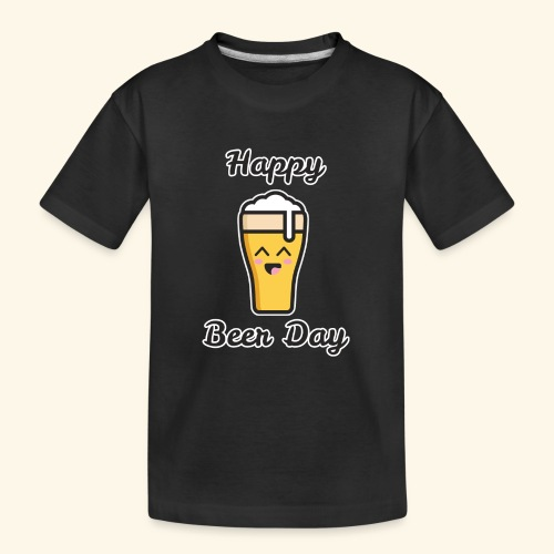 happy beer day - T-shirt bio Premium Ado