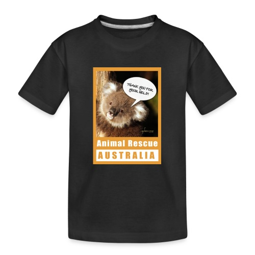 Thank You Koala - Spendenaktion Australien - Teenager Premium Bio T-Shirt