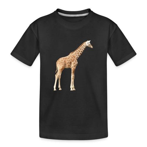 Giraffe - Teenager Premium Bio T-Shirt