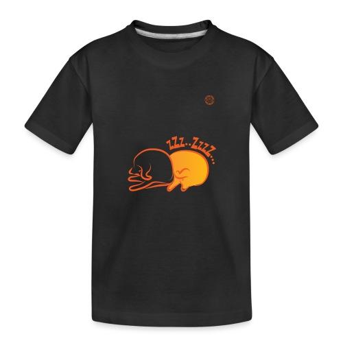 zzz 2 02 - Maglietta ecologica premium per ragazzi