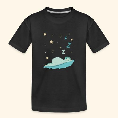 sloth - Teenager Premium Organic T-Shirt