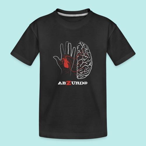 Zurd@s absurd@s - Camiseta orgánica premium adolescente