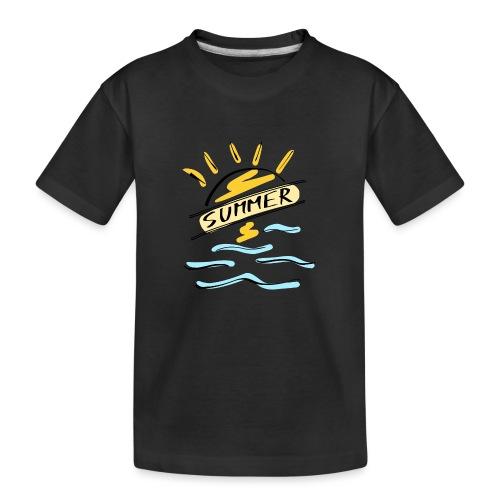 Summer - T-shirt bio Premium Ado