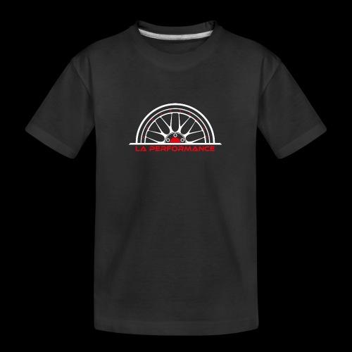 LA Performance BBS - Teenager Premium Bio T-Shirt
