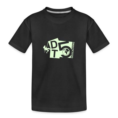 D5 T5 - 2011 - 1color - Teenager Premium Bio T-Shirt