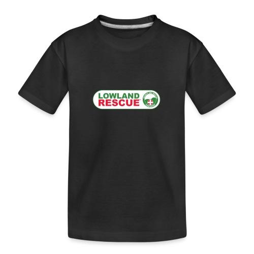 HANTSAR lozenge - Teenager Premium Organic T-Shirt