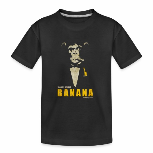A Propaganda (transparent) - T-shirt bio Premium Ado