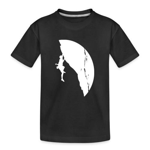 Kletterer - Teenager Premium Bio T-Shirt