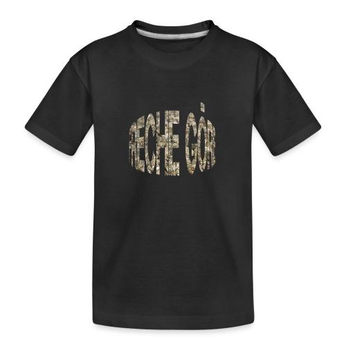 LIMITIERT * FRECHE GÖRE * Schriftzug - Teenager Premium Bio T-Shirt