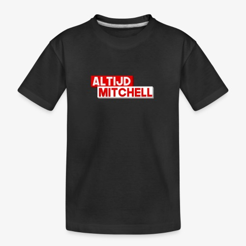 AltijdMitchell - Teenager premium biologisch T-shirt