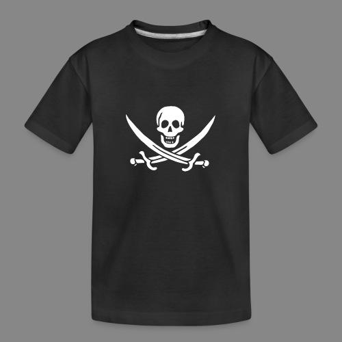 Jack Rackham Flag - T-shirt bio Premium Ado