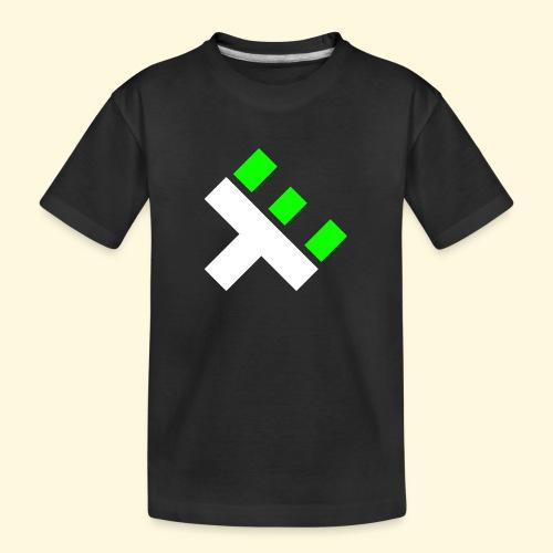 xEnO Logo - xEnO horiZon - Teenager Premium Organic T-Shirt