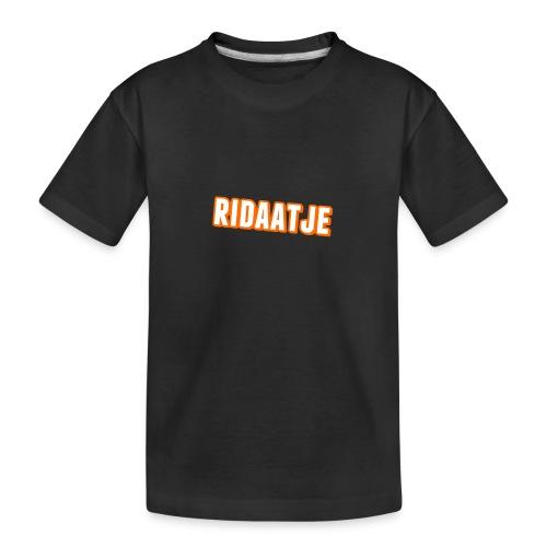 Ridaatje T-Shirt. - Teenager premium biologisch T-shirt