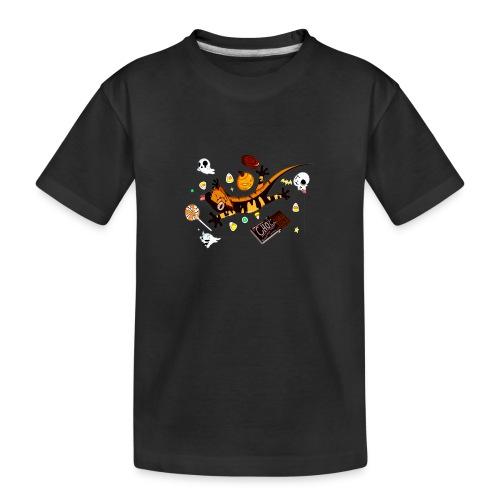 Halloween - Teenager Premium Organic T-Shirt