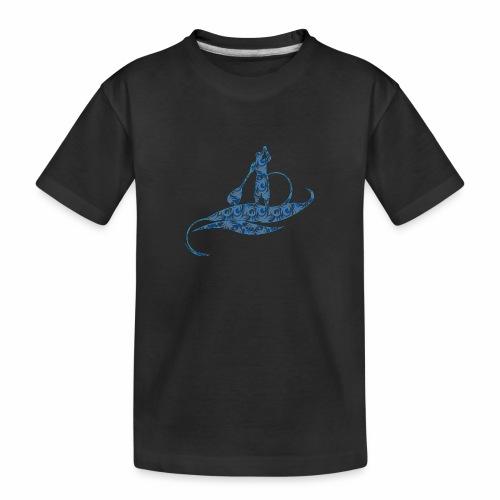 logo jungle style - T-shirt bio Premium Ado