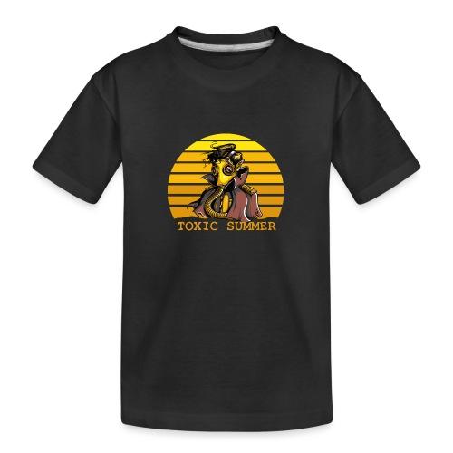 Toxic Summer - Camiseta orgánica premium adolescente