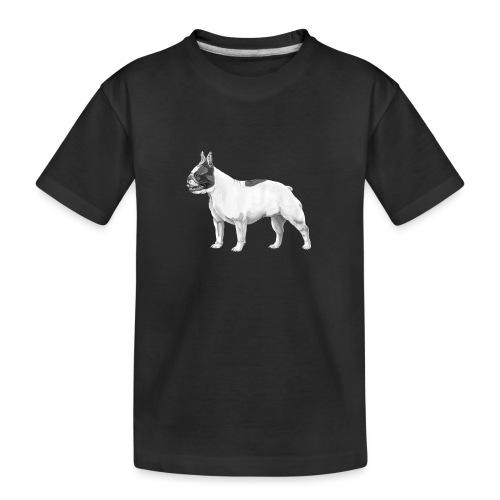 French Bulldog - Teenager premium T-shirt økologisk