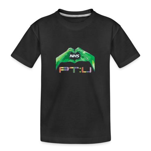 PT:U x NHS - Teenager Premium Organic T-Shirt