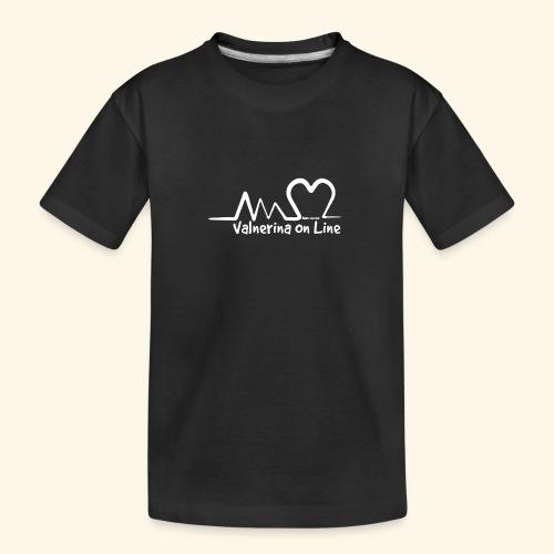 Valnerina On line APS maglie, felpe e accessori - Maglietta ecologica premium per ragazzi